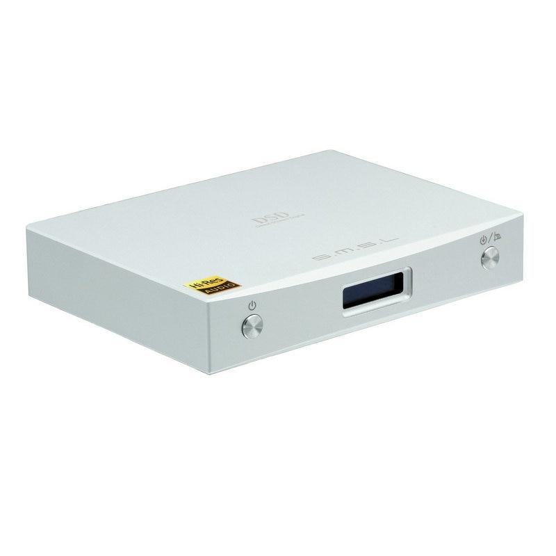 Vecchia Versione SMSL M8A Nativo ES9028Q2M DSD512/PCM768kHz USB DAC Lettore XMOS OTTICO/Coassiale/USB di Ingresso RCA uscita Decoder HIFI
