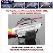 Парковочная камера заднего вида для toyota land cruiser prado