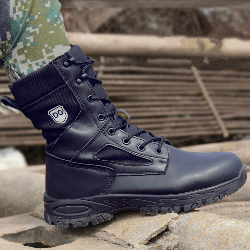 Men's Boots Reliable New Fashion Men Big Size Steel Toe Cap Work Safety Cotton Shoes Winter Warm Plush Snow Fur Ankle Security Boots Protect Footwear Work & Safety Boots
