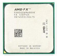AMD FX 8300 AM3 + 3.3/8 メガバイト/95 ワット 8 コア Cpu プロセッサ