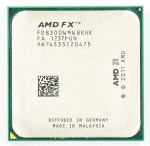 Image 1 - AMD FX 8300 AM3 + 3.3 GHz/8 MB/95 واط ثمانية معالج وحدة المعالجة المركزية الأساسية