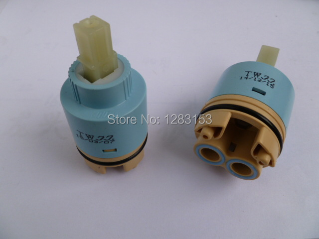 high quality ceramic valve core 35 mm 40mm faucet cartridge shower valve water tap tall