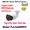 IP Camera 1080P 2MP 1920*1080 Security Waterproof Full-HD Network CCTV Camera RTSP video motion Support Phone Android IOS P2P