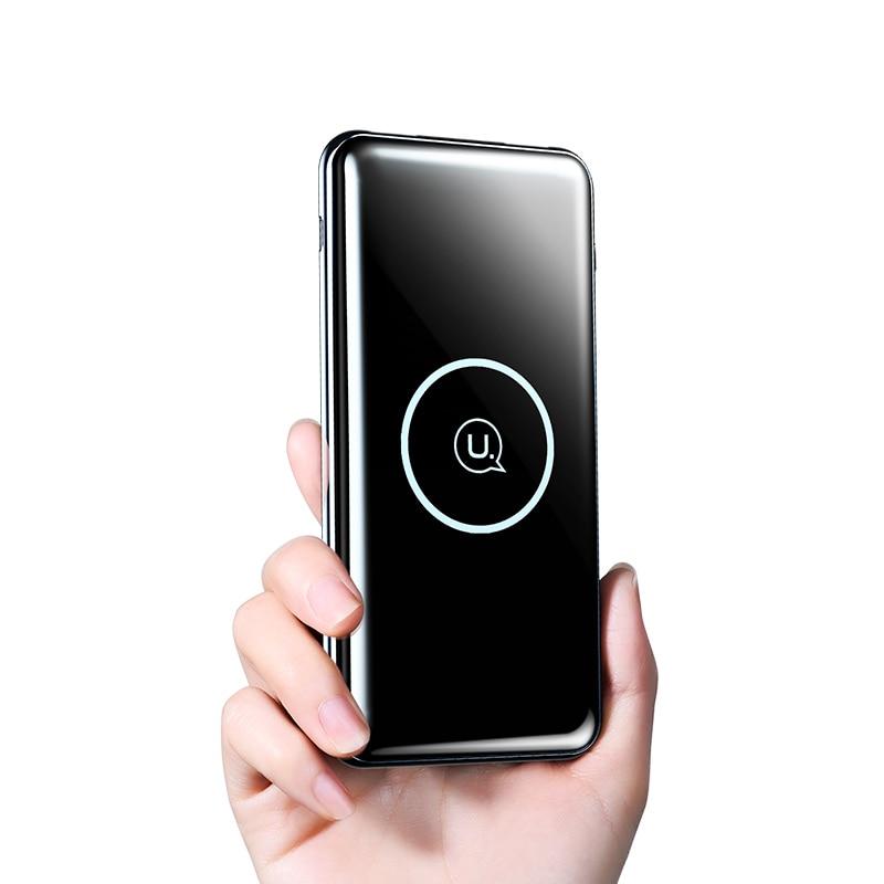 Handys & Telekommunikation Hoco Drahtlose Ladegerät Für Iphone X Xr Xs 8 Qi Wireless Charging Pad Für Samsung S9 S8 Plus Xiao Mi Mi 9 Usb Handy Ladegerät Kabellose Ladegeräte
