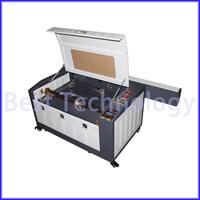 Nieuwe 110/220 V 60 W 400*600mm CNC Laser Graveur 6040 Snijmachine 4060 usb-poort gebruikt voor Hout, Acryl, Crytal, glas, lederen