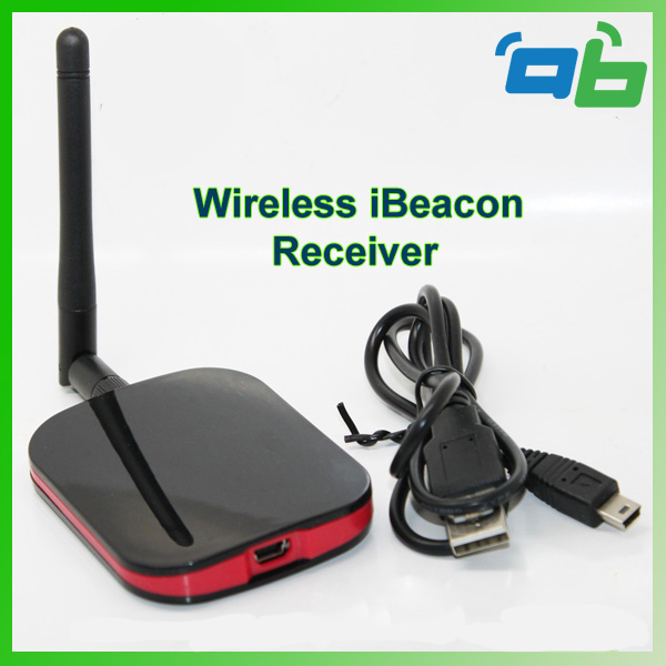 Wireless IBeacon Receiver BLE 4.0 WI-FI Sniffer