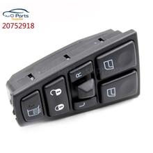 цена на 20752918 20455317 Electric Window Switch For VOLVO FH12 window switch FM12 FM9 20455317 20953592 20452017 20568857