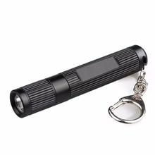 2000LM LED Pocket Flashlight 3 Modes Keychain Keyring Torch Penlight Portable   #W0904S#