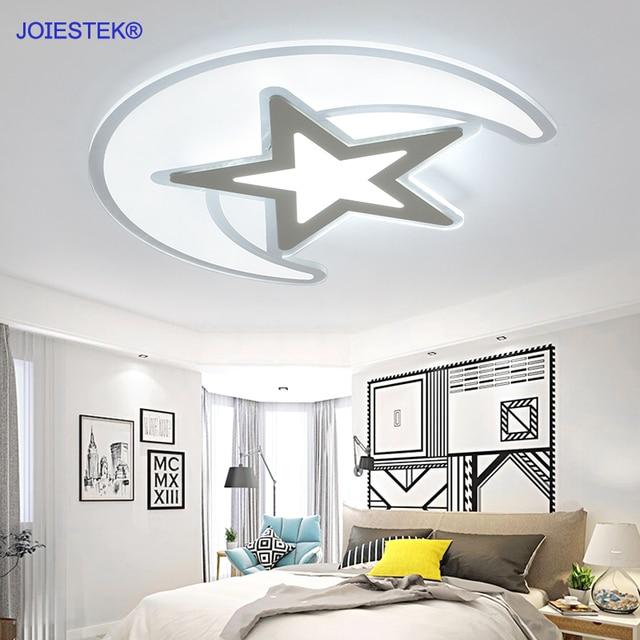 kinderkamer slaapkamer mooie moderne ultradunne led plafondlamp