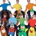 2016 новый талисман крепления мишка контрейлерных брюки животных раз пародия одежда реквизит