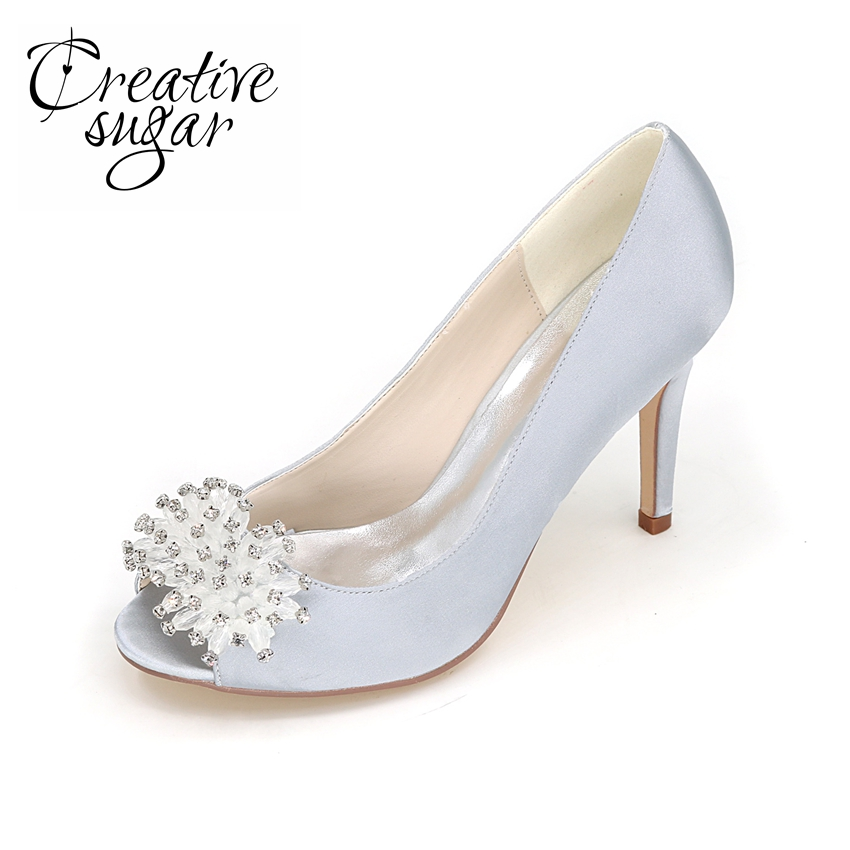 Popular Silver Evening Dress Shoes-Buy Cheap Silver Evening Dress ...