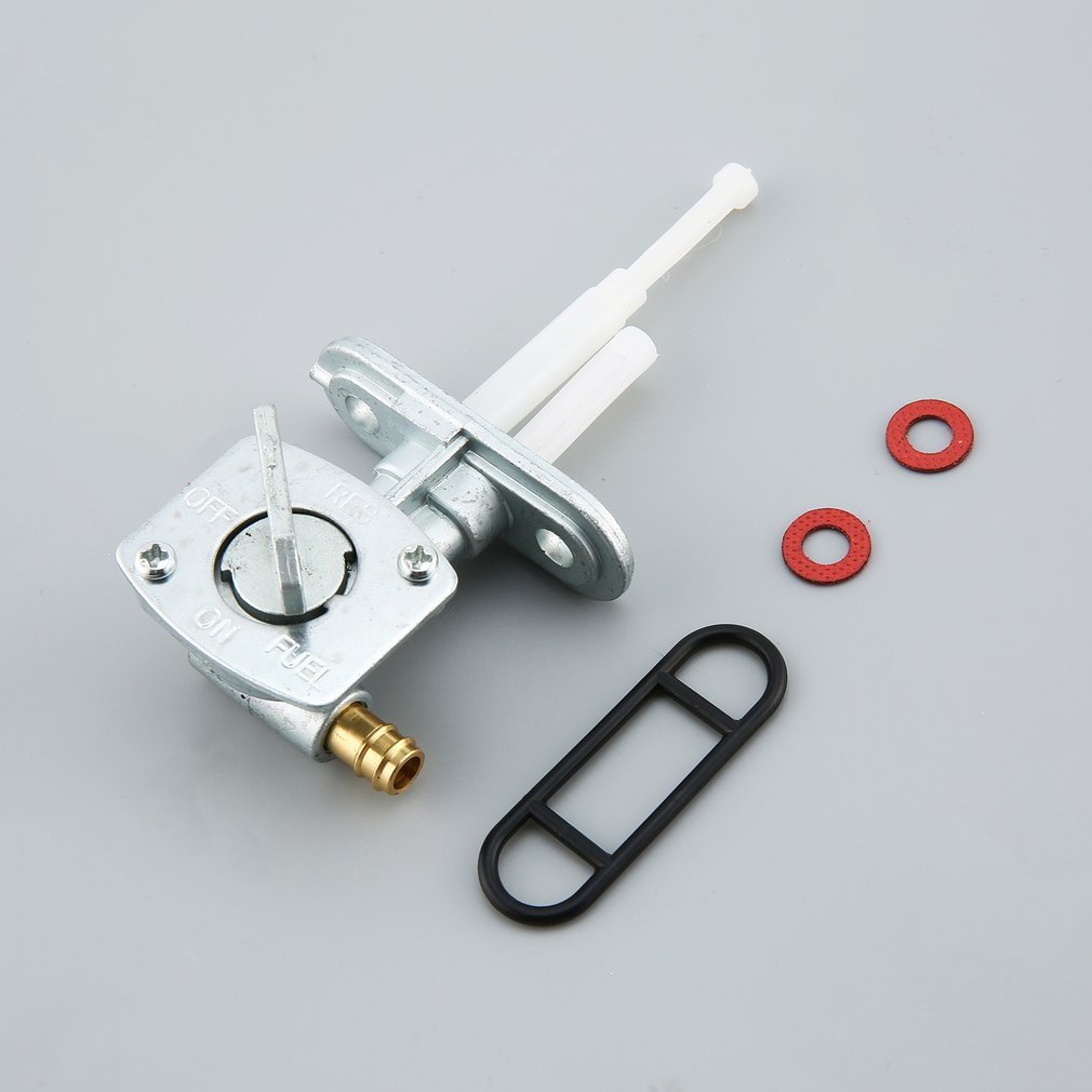 Gas Petcock Fuel Tap Valve Switch On Off Reserve For Suzuki LT50 LTZ50 KFX50 Moto Accessories Car-styling