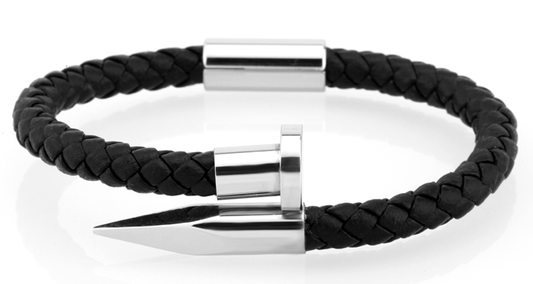 This is an affordable and cool wrist piece for men