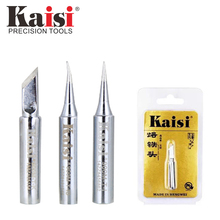 kaisi Luxury Quality 900M-T Lead Free Soldering Iron Head Solder Tip Welding Tools for 936 Rework