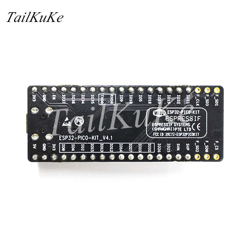 ESP32-PICO-KIT (ESP32 SiP Development Board)