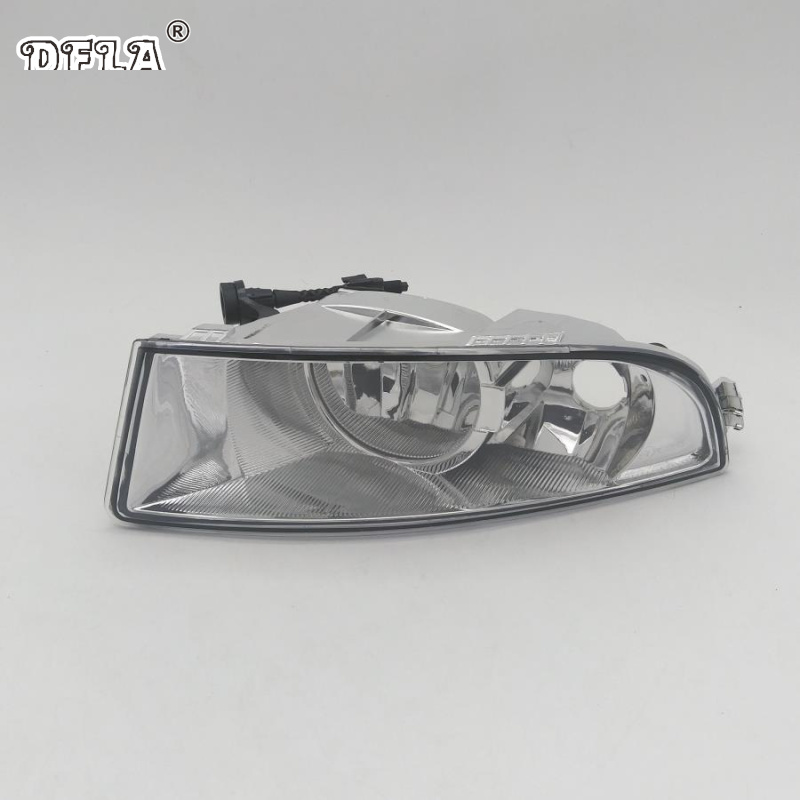 Car Light For Skoda Octavia A6 MK2 FL 2009 2010 2011 2012 2013 Car-styling Front Halogen Fog Light Fog Lamp Left Driver Side car light car styling for vw polo vento sedan saloon 2011 2012 2013 2014 2015 2016 halogen fog light fog lamp and wire