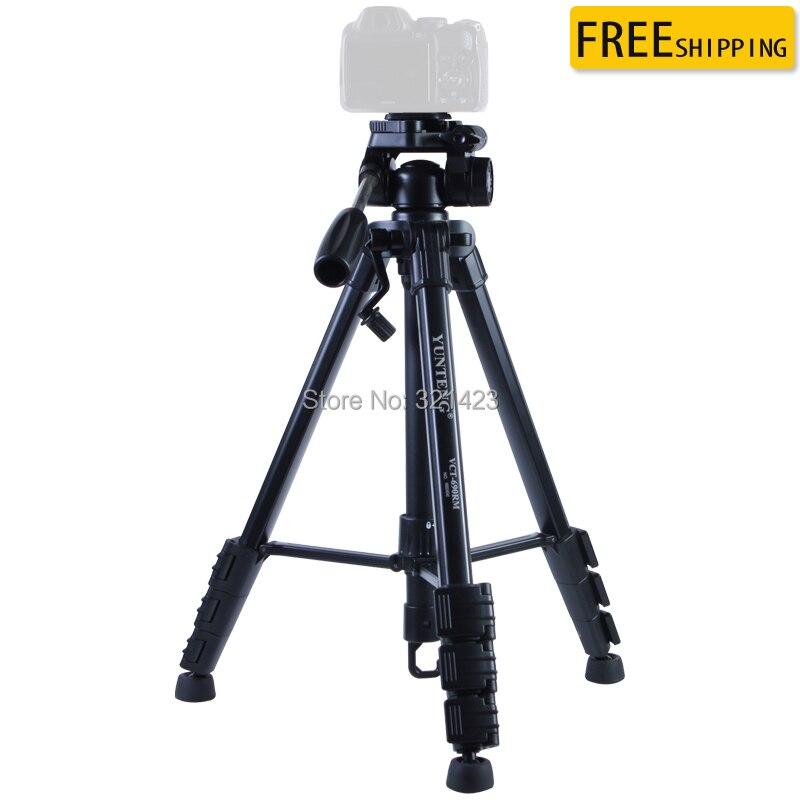 VCT-690 Nuevo equipo fotográfico Yunteng Aluminio trípode flexible - Cámara y foto - foto 2