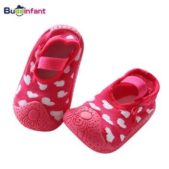 Calcetines para bebés, suela de goma, calcetines para niños pequeños, zapatos antideslizantes, Zapatillas de casa para niñas, calcetines con suela de goma, zapatillas antideslizantes