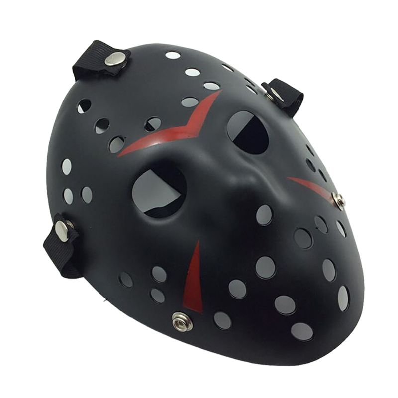 Maschera di Halloween Killer Nuovo Jason vs Venerdì Il 13 ° Horror Hockey Cosplay Costume festoso Forniture Decor maschere