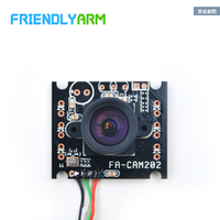 USB Surveillance Camera Module FA CAM202 HD Anti Drive 200W Pixels Support NanoPi 2