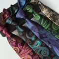 Cityraider marca corbatas 8 cm nova gravatas para os homens de casamento amarrar Gravatas 2016 Nova Floral Gravata Gravata do Pescoço dos homens Laço LD075