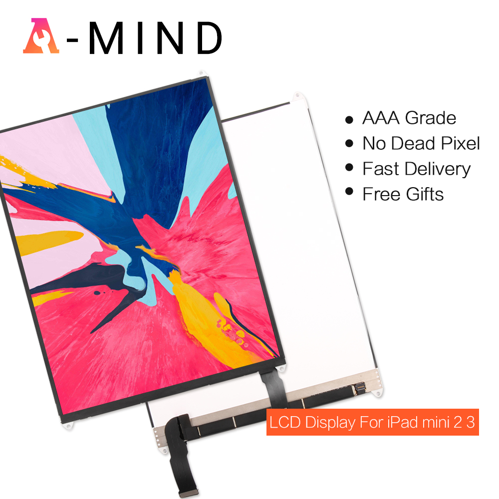 Nouveau 7.9 ''pouces écran LCD pour iPad mini 1 2 3 ST mini 2 mini 3 affichage A1455 A1454 A1432 en stock par livraison gratuite