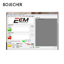 הכי חדש ECM טיטניום 1.61 עם 26000 + נהג עבור Mpps Fgtech