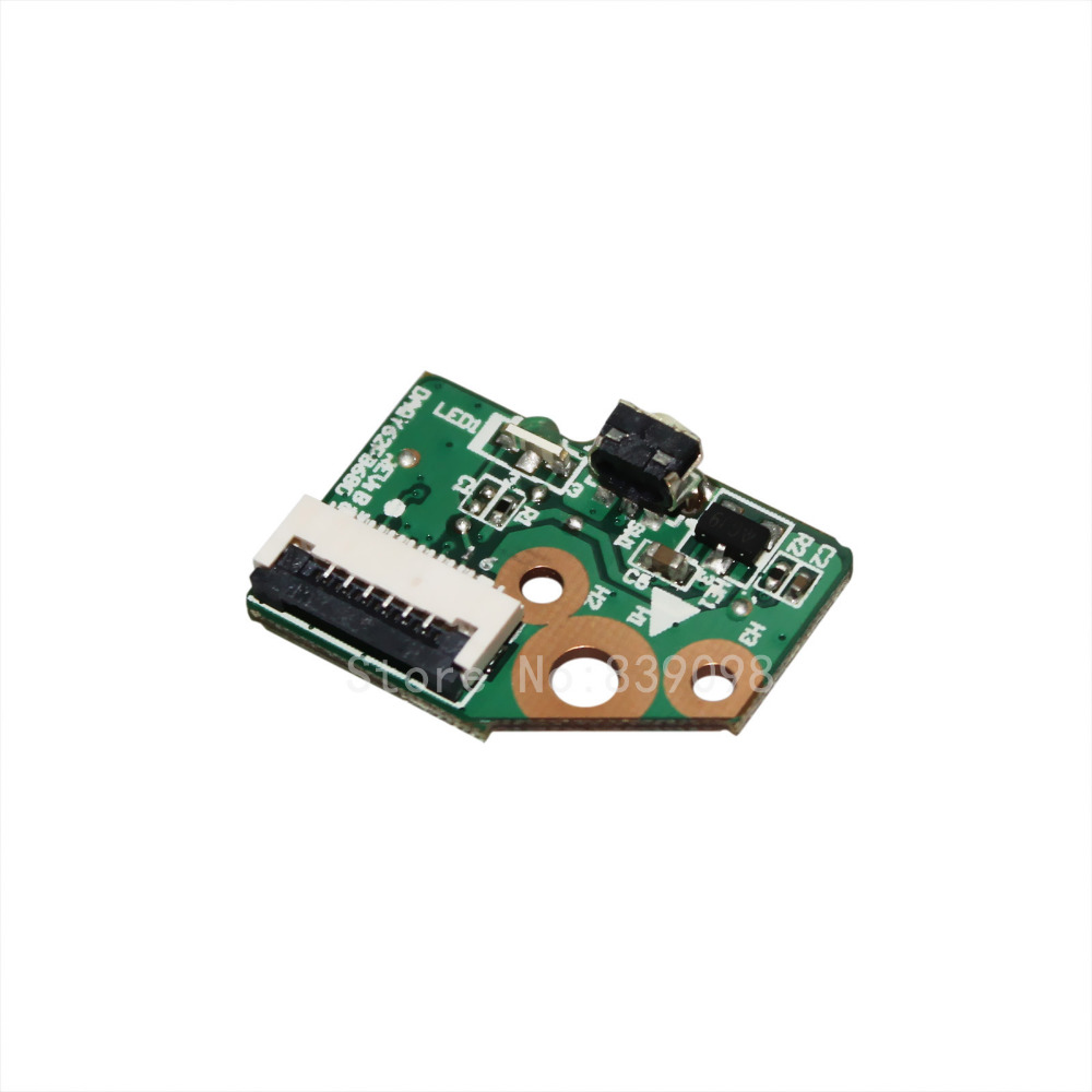 Power Switch Button Board For HP X360 15-U Series 774599-001 Laptop ON-OFF Port