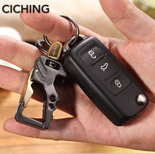 Car Styling Car Keychain With Bottle Opener For vw bmw audi polo audi q5 mg6 lexus ct200h ford focus 2 3 bmw f10 f20(China)