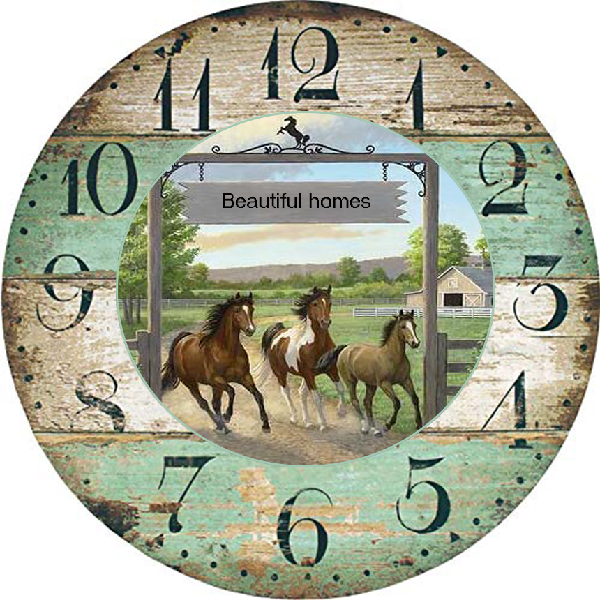 5D Diamond Painting Horse and Foal Kit