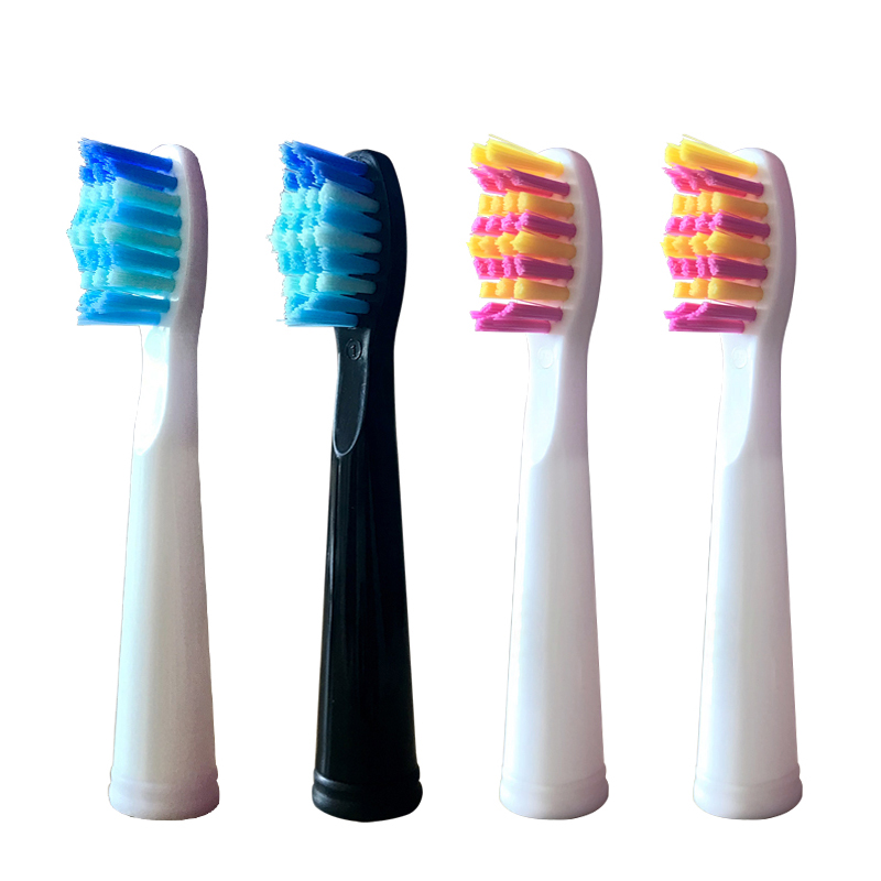 Brush Heads for Sonic Tooth Brush Refills for Fairwill SG-958 FW-507 KI-508 Protection Case for Seago 507B/908/917/610/719/949 image