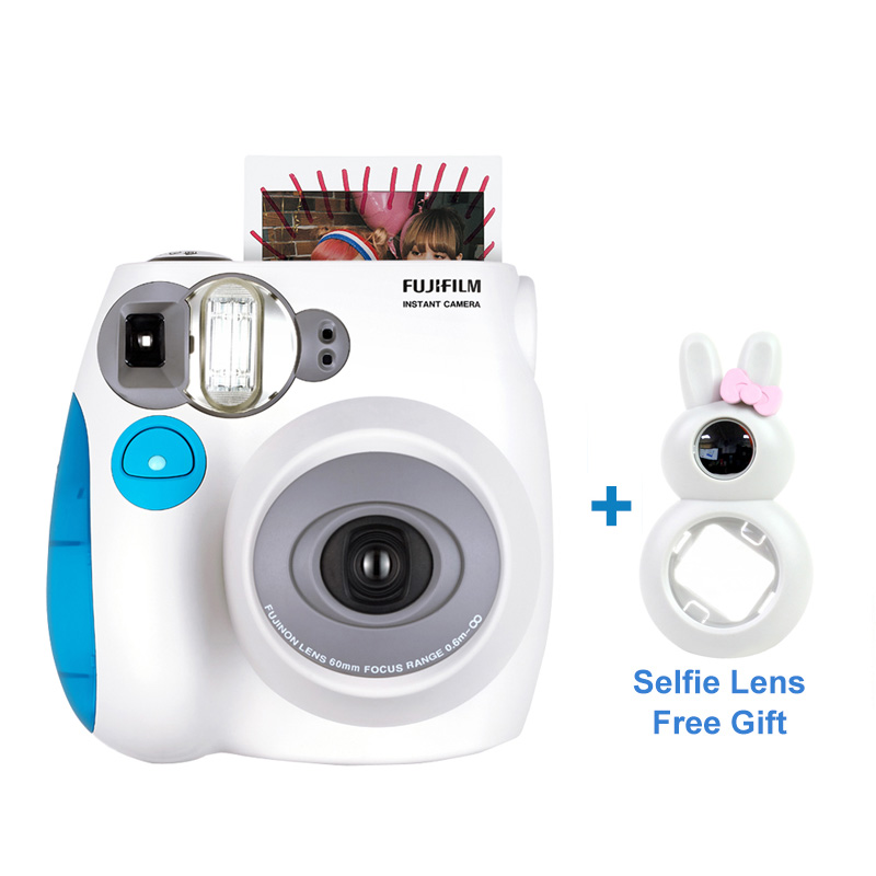 Blue and Rabbit Lens