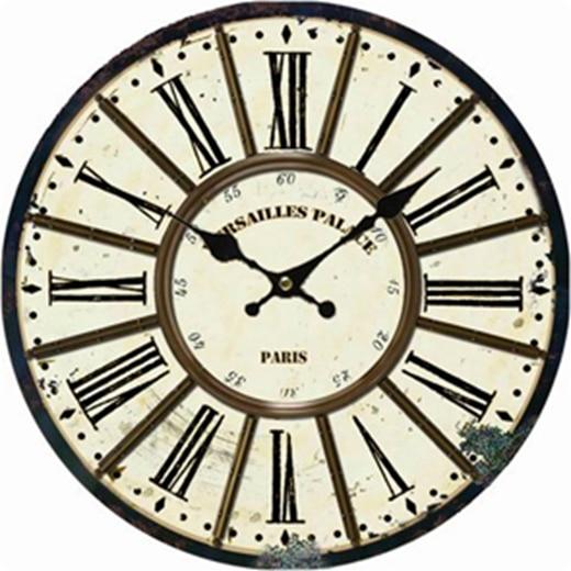 Popular Antique Wooden Wall Clock-Buy Cheap Antique Wooden ...
