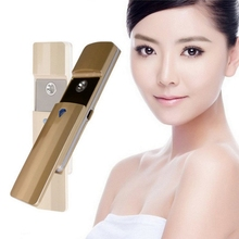 Cosmetic Equipment Face Care Spraying Water Steaming Device Travel Beauty Instrument Profession Portable Nano Sprayer Plasma.