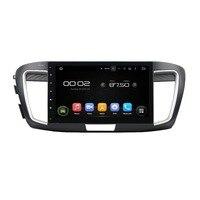 10 1 Android 6 0 Octa Core Car Multimedia Player For HONDA ACCORD 2013 2015 Car
