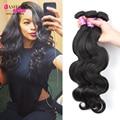 Brazilian Body Wave Virgin Brazilian Hair Weave Bundles Mink Brazilian Virgin Hair Body Wave 5 Bundles Human Hair Fashion Leader