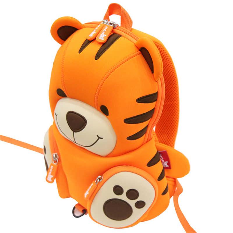 5500044162 ... NOHOO Kids Backpack 3D Anti-lost Backpack Children School Bags  Waterproof Cute School Backpacks for ...