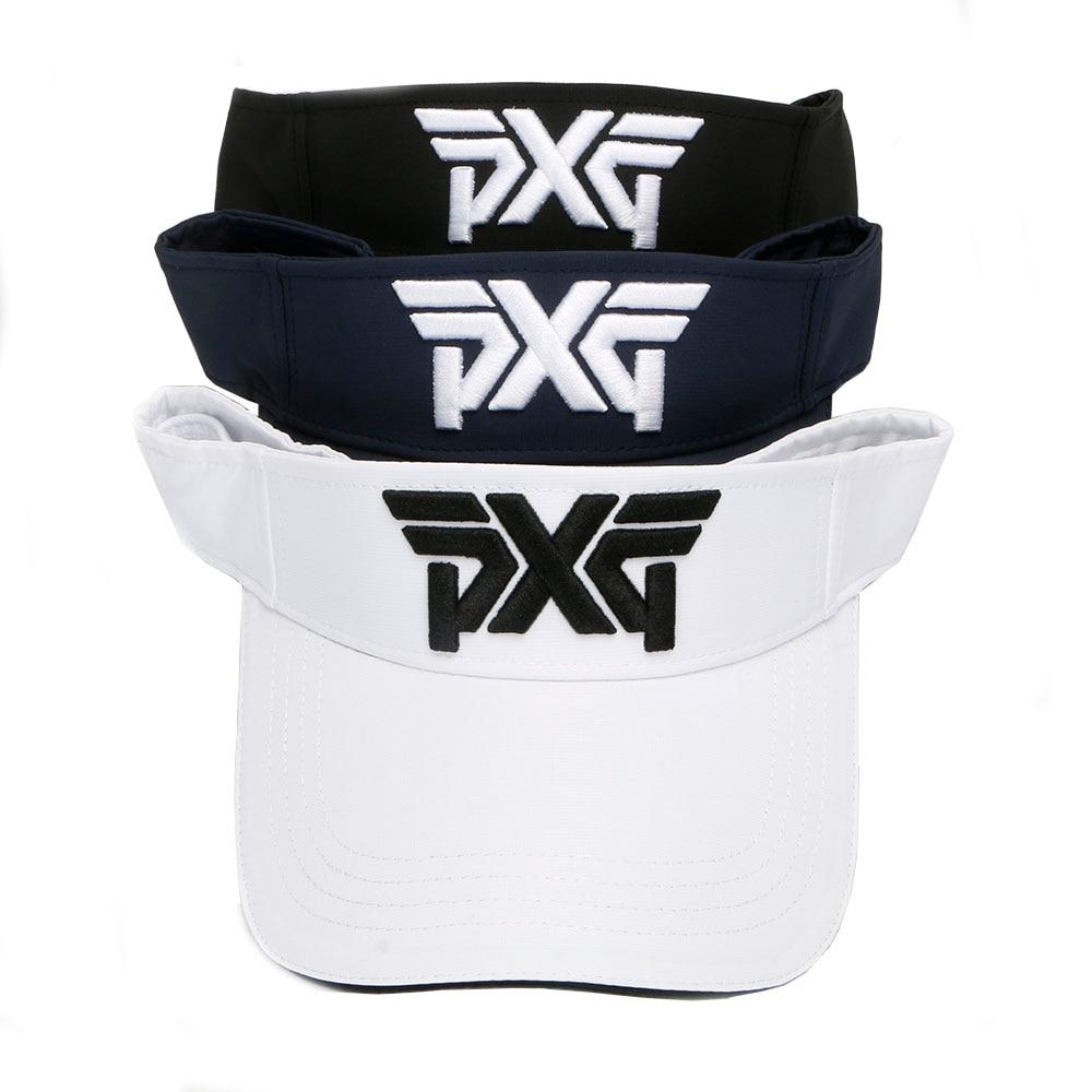 c74ca5809b3 Golf cap sunscreen shade sport hat PXG golf cap Baseball cap Outdoor visor Free  shipping-in Golf Caps from Sports   Entertainment on Aliexpress.com ...