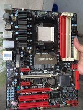 Бесплатная доставка 100% оригинал материнская плата для Biostar TA870U3 + Socket AM3 DDR3 материнская плата открыть ядерные рабочего материнская плата