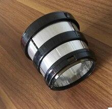 Hurom медленно соковыжималка блендер запасных частей, фильтр тонкой очистки небольшое отверстие, для hurom hu-1100wn HU-600WN HU660WN-M blender запасных частей