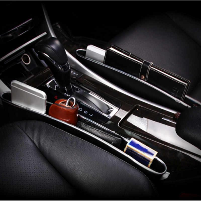 รถ Leak - Proof seat รอยแยกกล่องเก็บกระเป๋าสำหรับ lexus ct200h es300h gs300 gx460 gx470 is250 rx300 rx330 rx350 rx450h อุปกรณ์เสริม