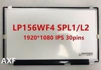 LP156WF4-SPL1 مجاني LP156WF4 (SP)(L1) مصفوفة لأجهزة الكمبيوتر المحمول 15.6