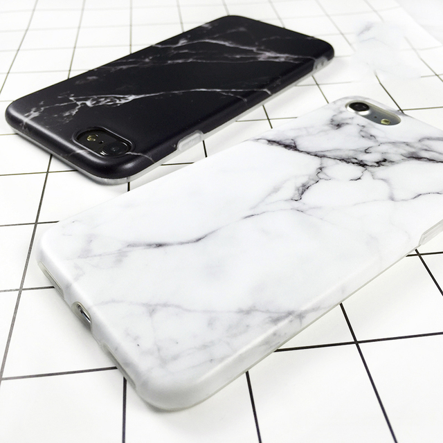 Granite Stone Marble Texture Pattern Case For iPhone