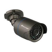 Techage 720 P 960 P 1080 P 48 в POE ip-камера Onvif видеонаблюдения 1MP 1.3MP 2MP Открытый ИК ночного видения POE HD камера