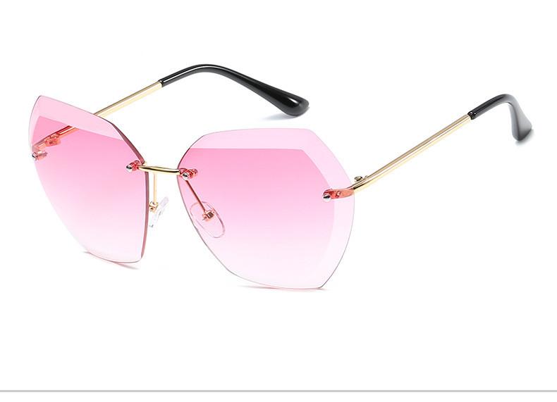 HTB1JN7tfwnH8KJjSspcq6z3QFXax - Luxury Vintage Rimless Sunglasses Women Brand Designer Oversized Retro Female Sunglass Sun Glasses For Women Lady Sunglass 2018
