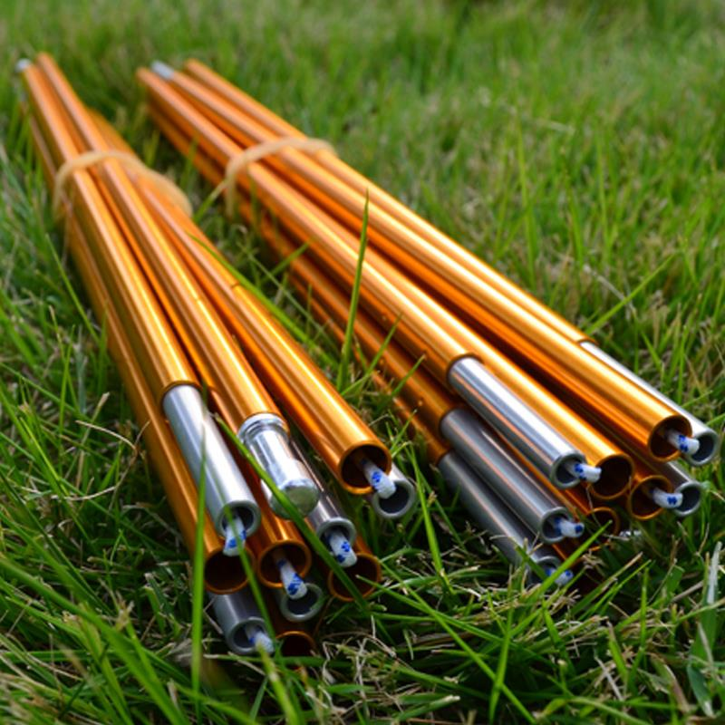 Aluminum Tent Pole Outdoor C&ing Tent Rod Support Diameter 8.5mm 3.6m Tent Accessories-in Tent Accessories from Sports u0026 Entertainment on Aliexpress.com ... : tent rods - memphite.com
