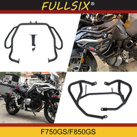 F850GS F750GS F850 GS Motorbike moto Engine Guard Crash Bar Frame Protector Upper Lower Full set For BMW 2018 2019 F850GS F750GS