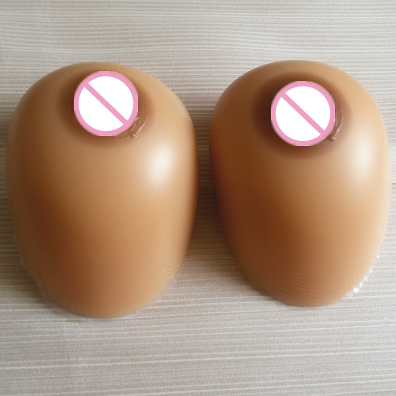 Topleeve 1800g/pair Sz 44 46 Silicone Breast Forms transvestites breasts fake boobs bras Crossdressers men Transsexuals topleeve 5000g pair sz 58 56 realistic silicone breast form shoulder strap cd crossdress bras forms men women shemale