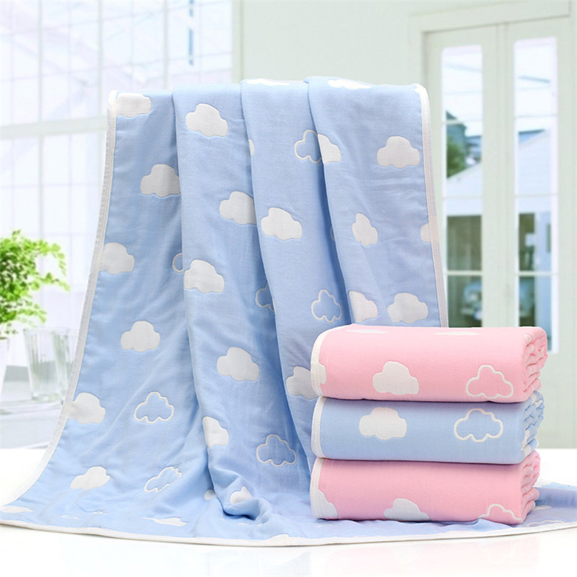 New style Bedspreads and blankets for baby adults cotton blanket for the bed Scenic Plaids on a sofa children thick breat Plaids