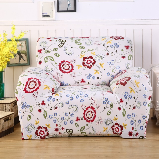 New Stretch Fitted L shaped Corner Sofa Couch Covers Sofa Throw 1